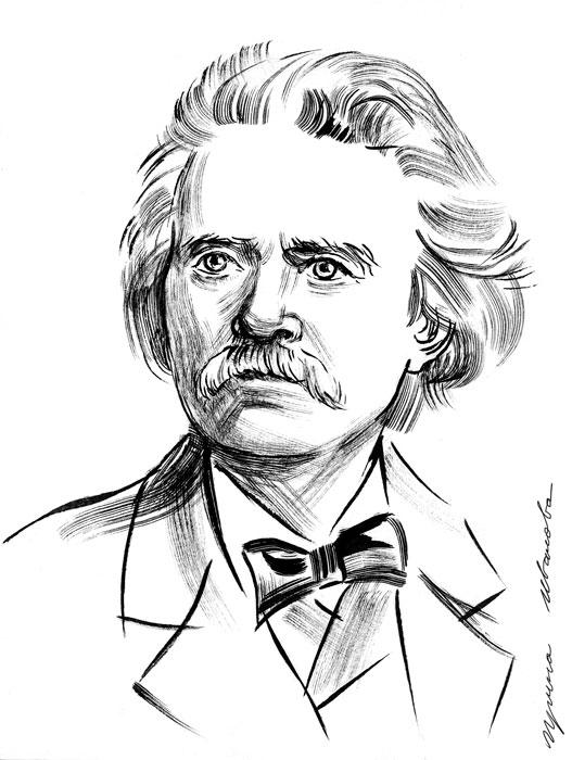 Edvard Grieg by Avika